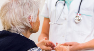 Krankheit im Alter - Demenz