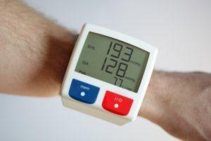 Hoher Blutdruck als Folge von Adipositas