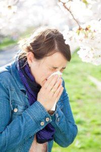 Symptome und Nachweis von Heuschnupfen